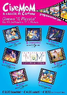 CineMOM - A caccia di Cartoon  - Matera