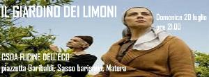CinePalestina - IL GIARDINO DEI LIMONI - 20 Luglio 2014 - Matera