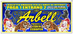 Circo Arbell a Matera  - Matera