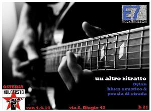 Concerti d'Osteria:E7 Un altro ritratto - 4 Aprile 2014 - Matera
