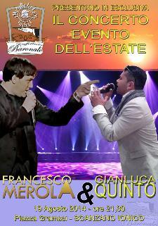 Concerto Merola - Quinto - 19 agosto 2014 - Matera