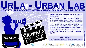 """Concorso di Cortometraggi """"Cinema's"""" - Matera"""