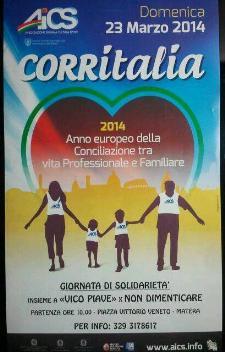 Corritalia 2014 - 23 Marzo 2014 - Matera