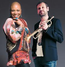 Dee Dee Bridgewater e Fabrizio Bosso  - Matera