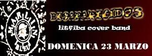 Desaparecidos live  - Matera