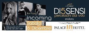 DI5SENSI // Percezioni dal Vivo - 6 Dicembre 2014 - Matera