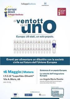 Di 28 ce n'� uno - 16 Maggio 2014 - Matera