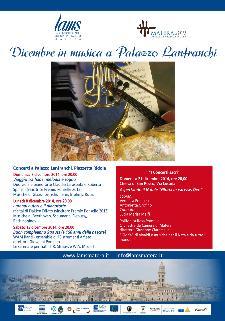 Dicembre in musica a Palazzo Lanfranchi  - Matera