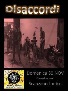 Disaccordi - 30 Novembre 2014 - Matera