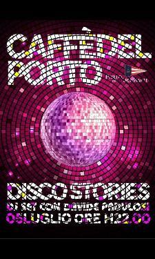 Disco stories  - Matera