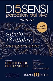 Dissensi Percezioni Dal Vivo - 18 Ottobre 2014 - Matera