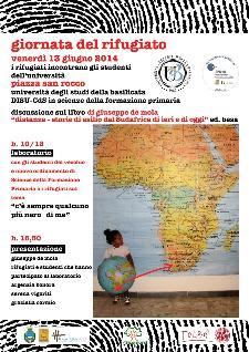 Distanze- storie di esilio dal Sudafrica di ieri e di oggi - 13 Giugno 2014 - Matera