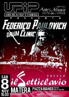 Drum Clinic  - Matera
