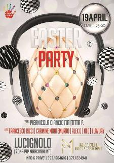 Easter Party - 19 Aprile 2014 - Matera