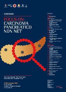 ECM - FOCUS-ON: CARCINOMA PANCREATICO NON NET  - Matera