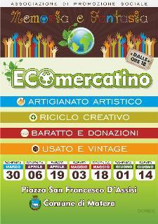 Eco Mercatino  - Matera