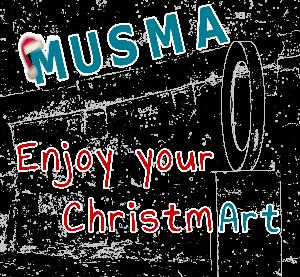 Enjoy your ChristmArt  - Matera