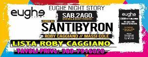 Eughe Night - 2 Agosto 2014 - Matera