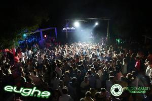 EUGHE NIGHT  - Matera