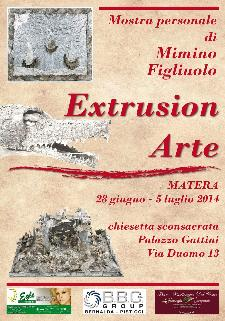Extrusion Arte  - Matera