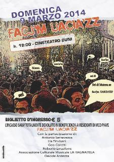 Facj'm Uacia'zz - 9 Marzo 2014 - Matera