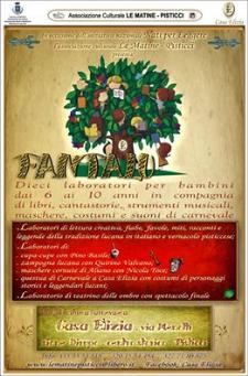 Fantalu - 8 Dicembre 2014 - Matera