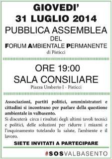 FAP: Assemblea aperta al pubblico  - Matera