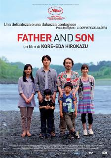 Father and son (foto di www.mymovies.it) - Matera