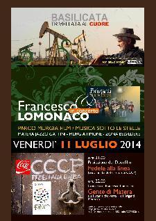Fedele alla Linea & Francesco Lomonaco - Parco Murgia Film 2014 - Matera