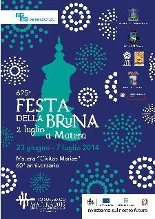Festa di Maria SS della Bruna 2014  - Matera