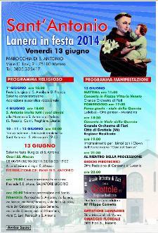 Festa di Sant'Antonio di Padova 2014  - Matera