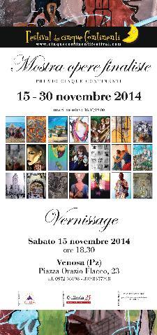 Festival dei Cinque Continenti - Matera