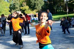 Flash Mob per la MOVE WEEK  - Matera