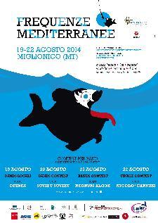 Frequenza Mediterranee 2014  - Matera