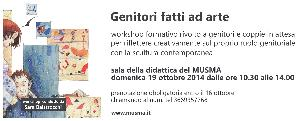 Genitori fatti ad arte - 19 Ottobre 2014 - Matera