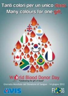 Giornata Mondiale del Donatore di Sangue - Matera