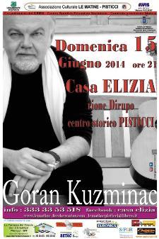 Goran KUZMINAC  - Matera