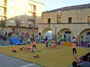 Gran Gala' di Ginnastica Artistica Maschile e Femminile 2013 - Matera