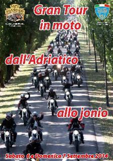 Gran Tour in Moto 2014  - Matera