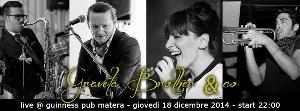 Gravela Brothers & Co - 18 Dicembre 2014 - Matera