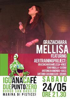 Graziachiara Melissa Feat : Aer Treaning Project - 24 Maggio 2014 - Matera