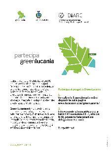 Green Lucania - 23 Novembre 2014 - Matera