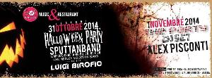 Halloween Party con gli Sputtanband  - Matera