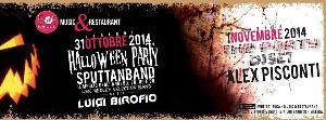 Halloween Party con gli Sputtanband  - Matera