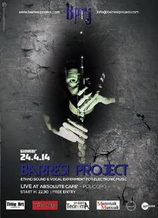 I Barresi Project - 24 Aprile 2014 - Matera