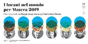 I Lucani nel mondo per Matera2019  - Matera
