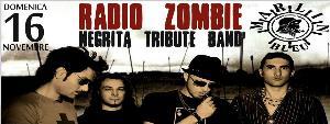 I Radio Zombie Negrita Tribute Band - 16 Novembre 2014 - Matera