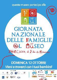 II Giornata Nazionale delle Famiglie al Museo 2014 - 12 Ottobre 2014 - Matera