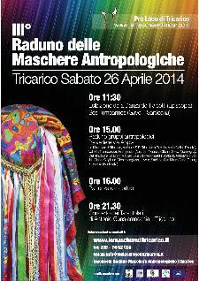 III° Raduno delle Maschere Antropologiche - 26 aprile 2014 - Matera