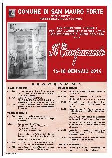 Il Campanaccio 2014  - Matera